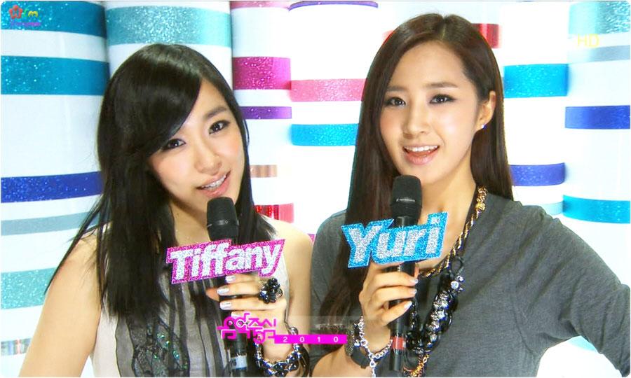 SNSD Yulti MBC host