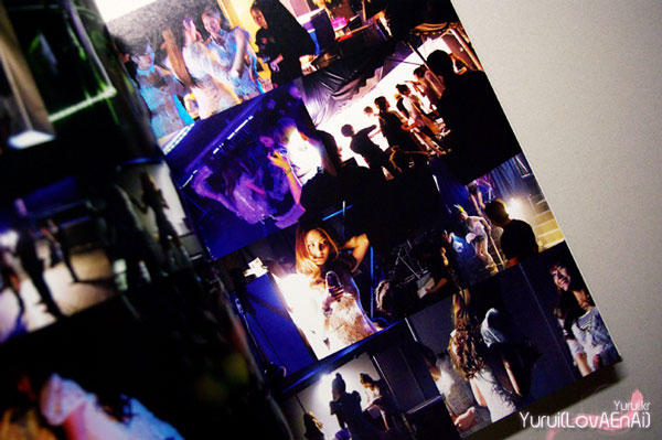 Girls Generation First Japan Tour memorial book