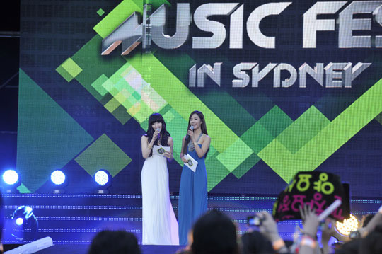 SNSD Sydney Kpop Festival