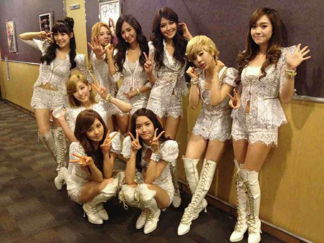 Girls Generation Tour at Singapore Indoor Stadium