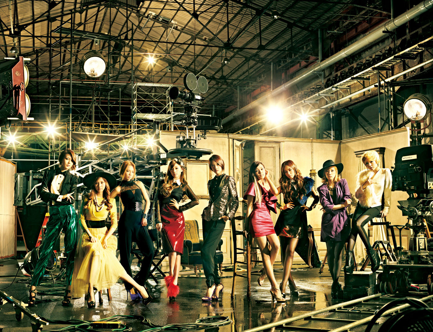 SNSD The Boys Japanese repackaged album