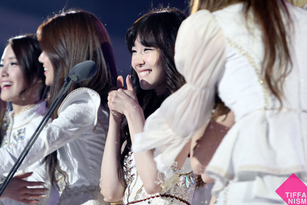 SNSD Tiffany MAMA Singapore 2011