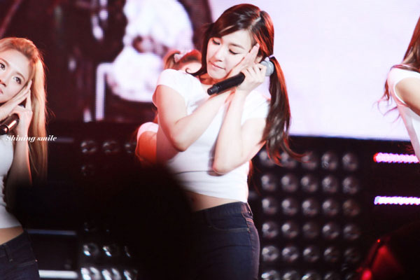 SNSD Tiffany SMTown Live in New York
