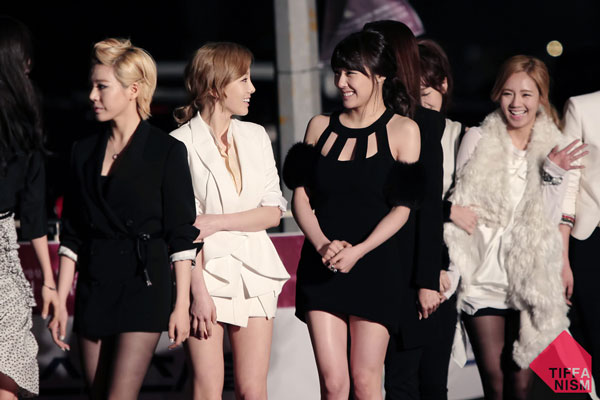 SNSD Tiffany Seoul Music Awards