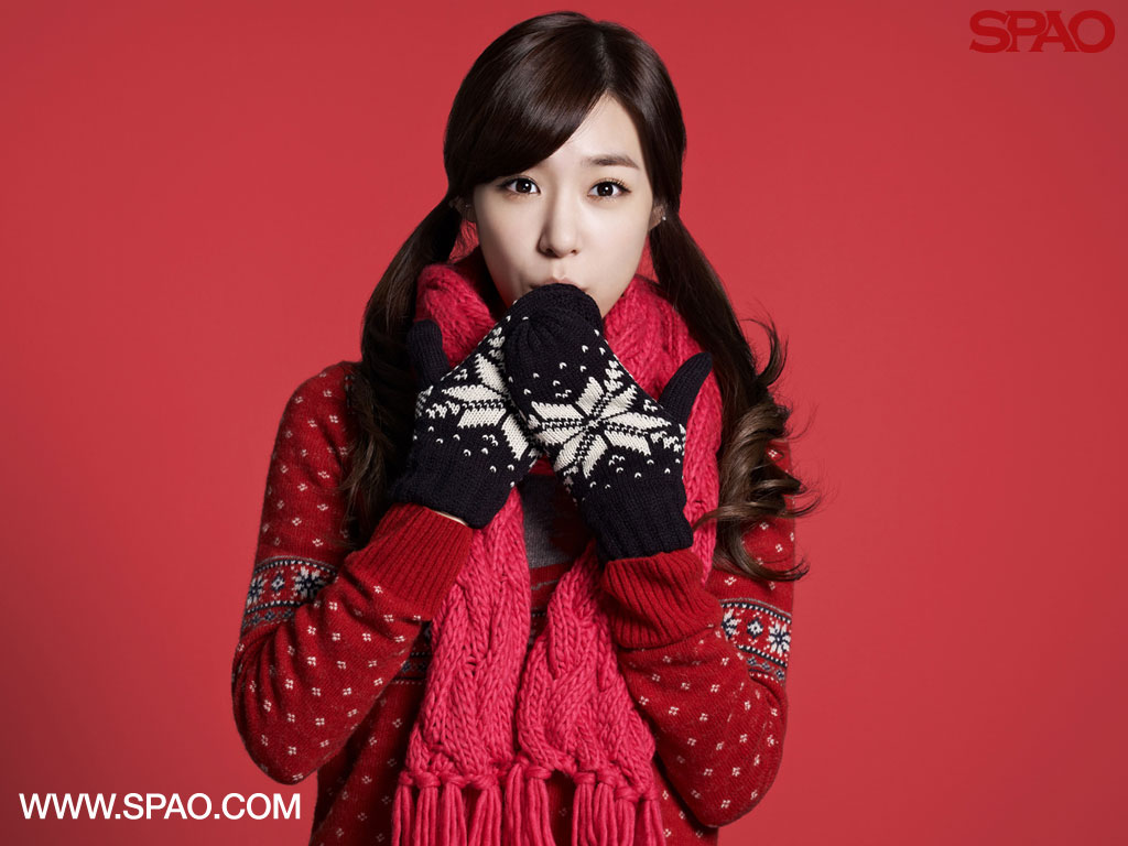 SNSD Tiffany SPAO wallpaper