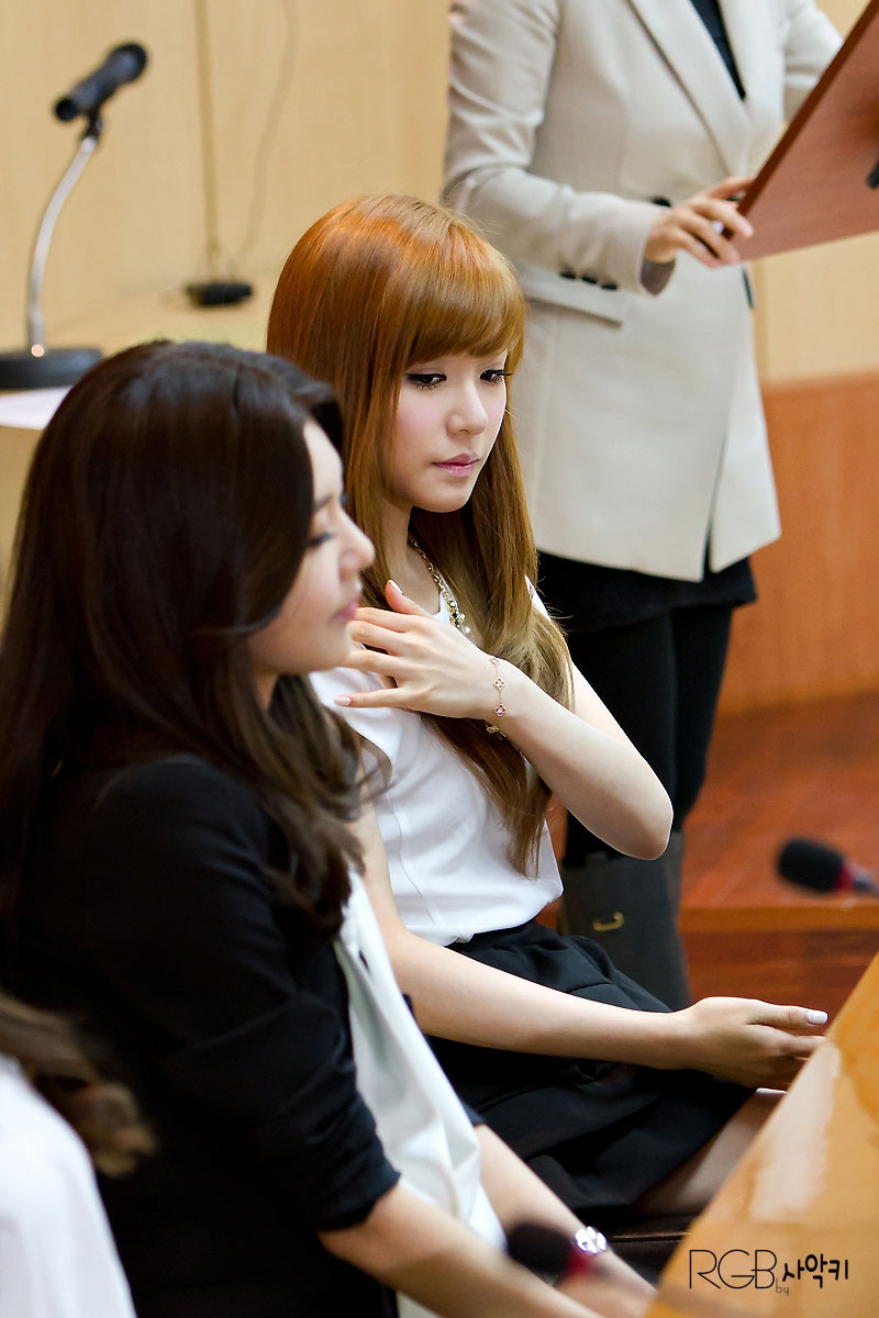 SNSD Tiffany Seoul Gangnam-gu ambassador appointment