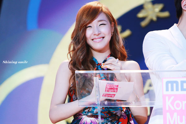 SNSD Tiffany Korean Music Wave in Bangkok