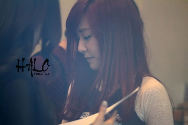 SNSD Tiffany Seohyun Cool FM