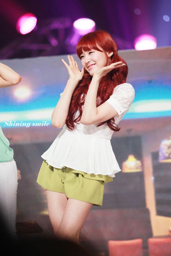 SNSD Tiffany KBS Gag Concert